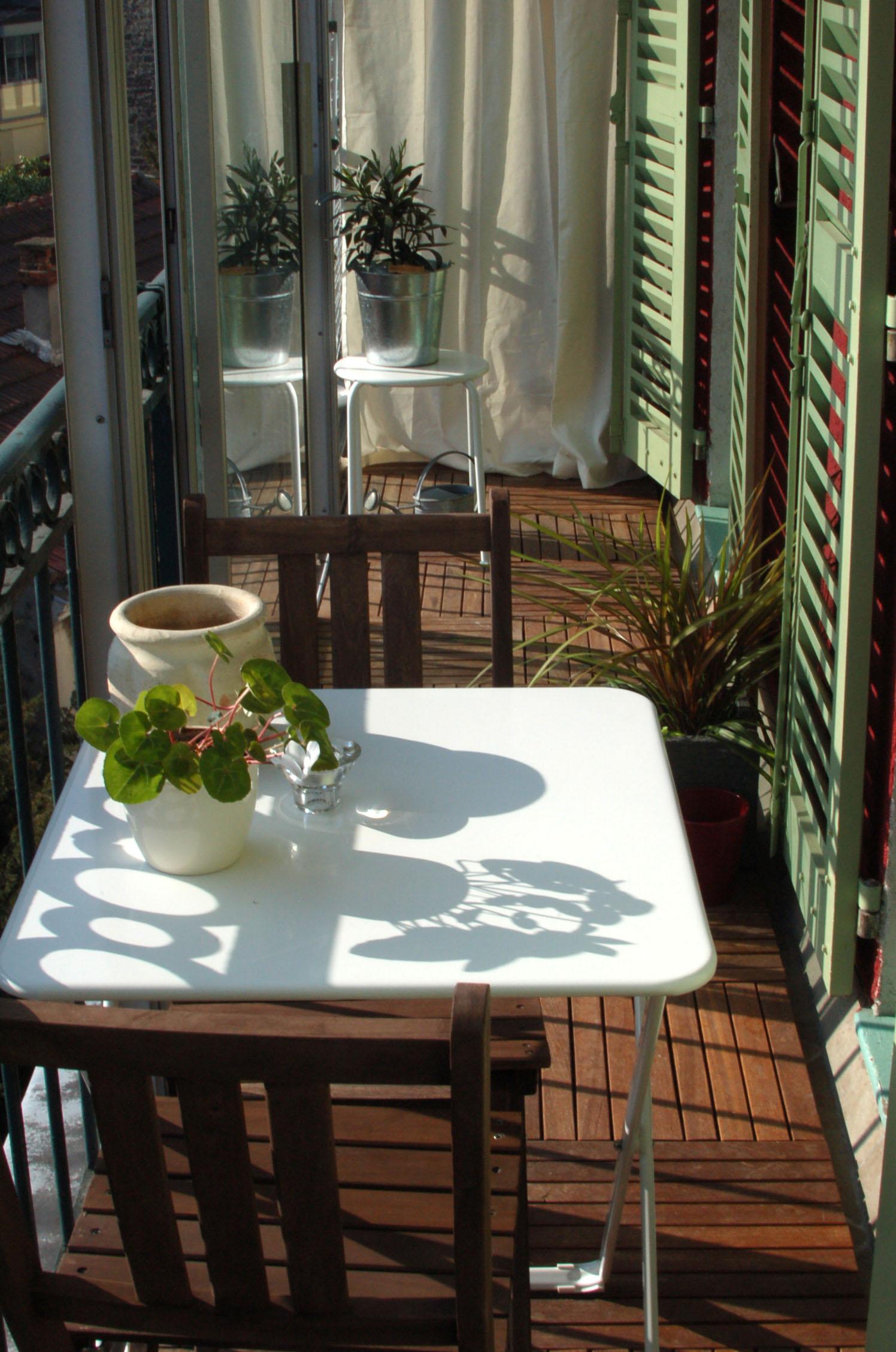 amenagement terrasse balcon  Objet Dco