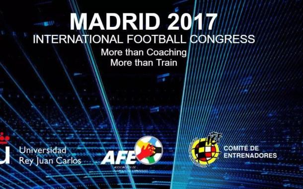 International Football Congress - Madrid 2017