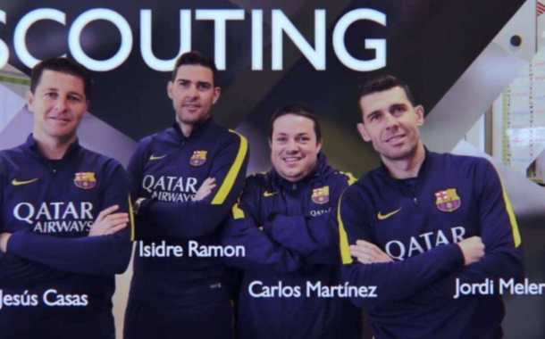 Cómo es el Departamento de Análisis del FC Barcelona