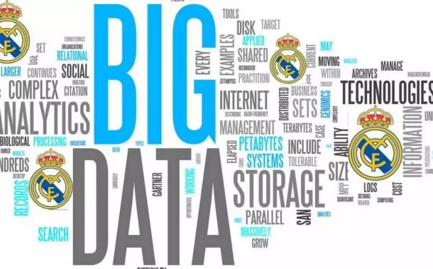 Cómo se aplica Big Data en el Real Madrid