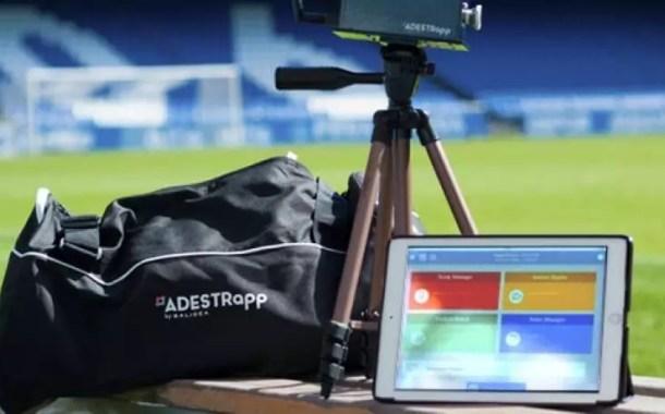ADESTRapp - Visualizando el fútbol insitu