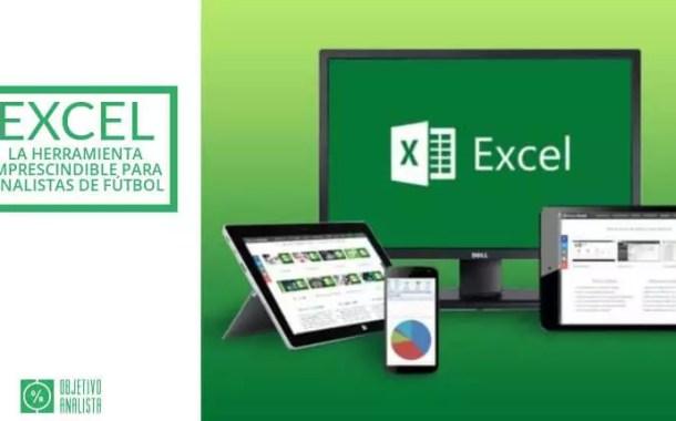 Excel - La Herramienta Imprescindible para Analistas de Fútbol