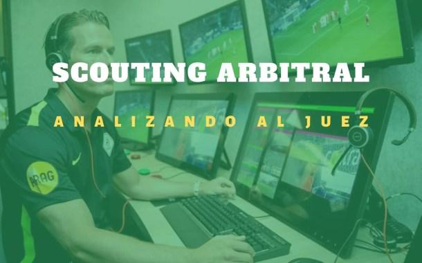Scouting arbitral: analizando al juez del fútbol