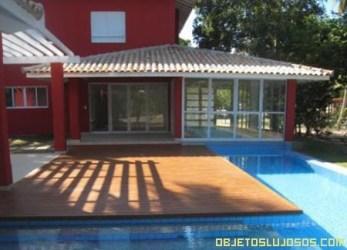 piscina casas casa dentro fuera lujo elegantes elegante lujosas cuartos lujosa objetoslujosos brasil prefabricadas vacaciones habitaciones tiene esta lujosos