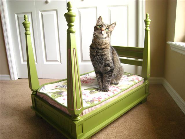 Comment Transformer Une Vieille Table En Un Lit Pour Votre