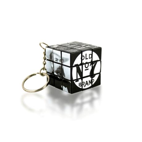 Porte clés Rubik's Cube personnalisé - Audience Goodies - Objets Publicitaires et Goodies Originaux - Objets publicitaires Aix en Provence et Marseille
