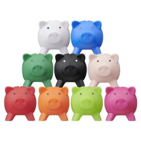 Tirelire Cochon personnalisée - Audience Goodies - Objets Publicitaires et Goodies Originaux - Objets publicitaires Personnalisables - Cadeaux d'entreprises