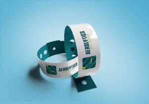 bracelet pour festivals personnalisés