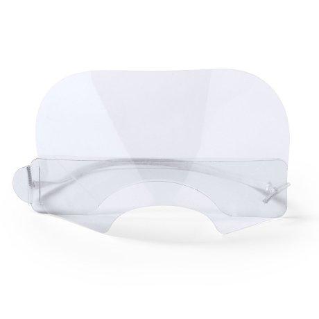Masques transparents personnalisables