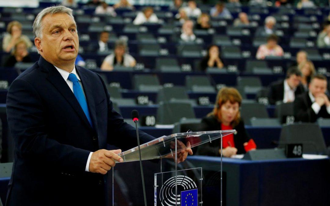 Виктор Орбан отговаря на изнудването от ЕС