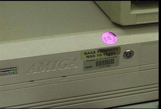 Amiga w NASA