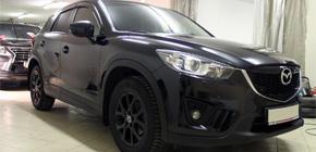 Восстановительная полировка авто Mazda CX-5