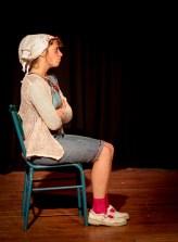 """""""La gniôle de Tante Christine est imbuvable"""" - Red Rabbit Theatre"""