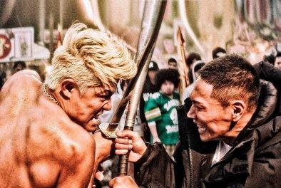 TT_duel © 2014 TOKYO TRIBE Film Partners