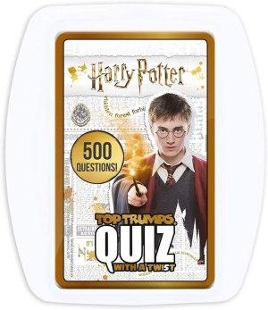 Επιτραπέζιο Top Trumps Harry Potter Quiz Game Winning Moves (Στα Αγγλικά) 00047