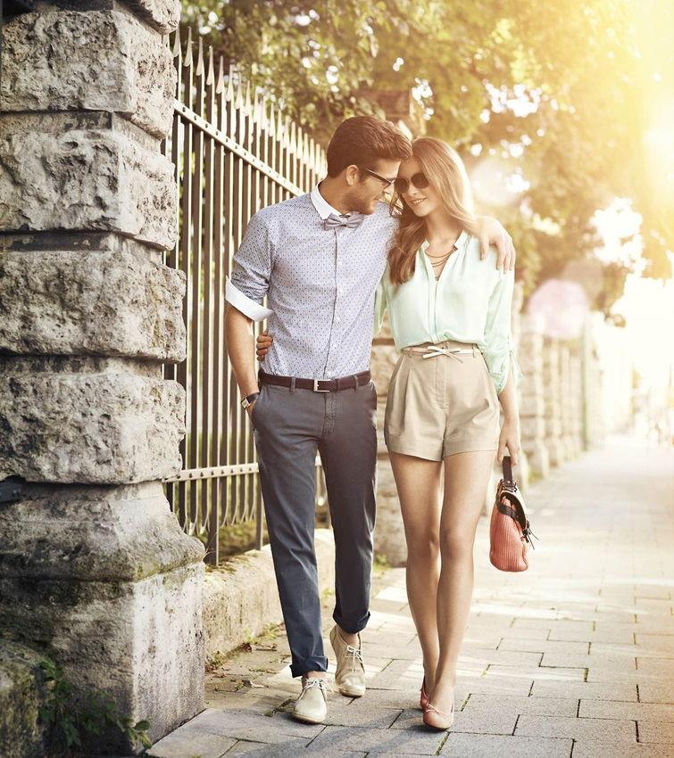 Мужская и женская обувь в стиле кэжуал