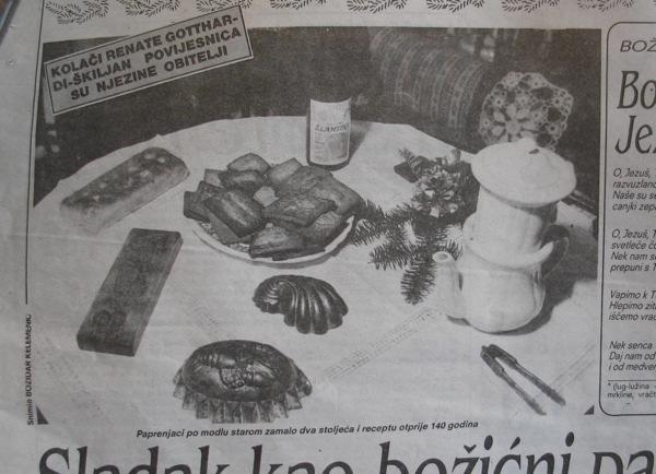 Paprenjake je još crno-bijelo ovjekovječio Božidar Kelemenić