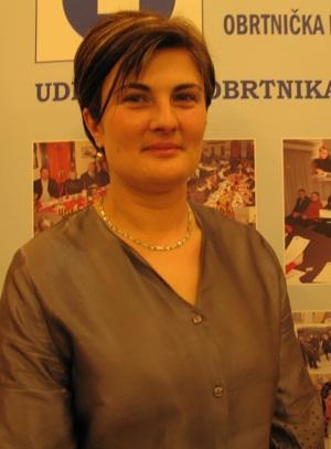 Obrtnica i pedagodinja u ugostiteljstvu: Crnjak Andri (Snimila Božica Brkan / Acumen)