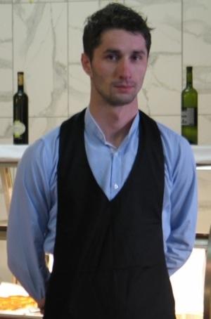 Chef Nikola leko (Snimila Božica Brkan / Acumen)