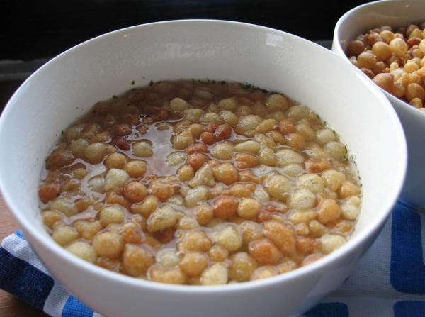 Nabubrili u juhi (Snimila Božica Brkan)