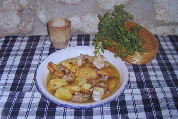 Zanimljivo staro jelo iz baštinske kuharice Moliških Hrvata