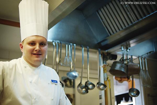 Chef Tomislav Kožić (Snimila Marina Filipović Marinshe / Acumen)