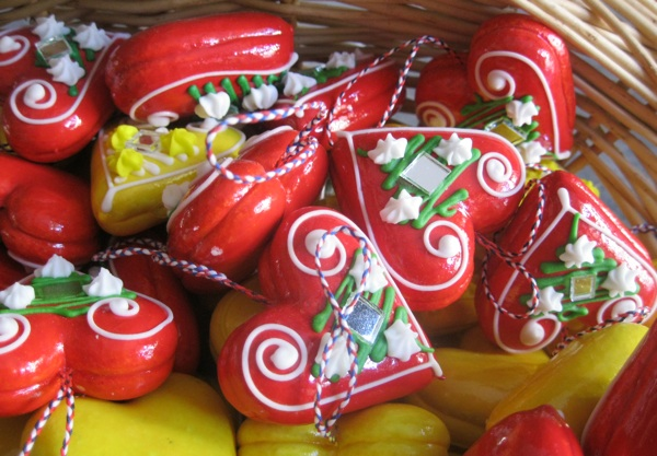 I malena srdašca nisu više samo crvena nego i žuta, krem... (Snimio Miljenko Brezak / Acumen)