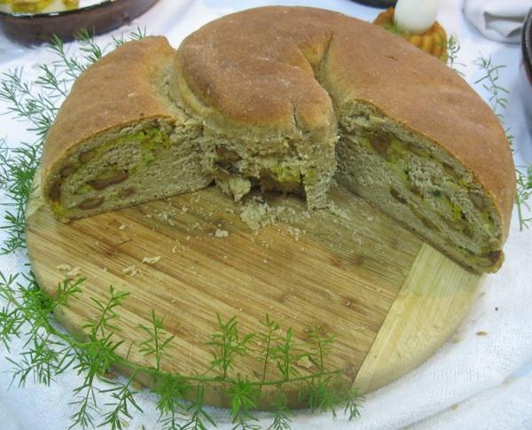 Drugonagrađeni kolač na 6. Babičinim kolačima (Snimila Božica Brkan / Acumen)