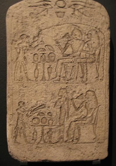 Iz prvoga tisućljeća prije Krista receptura za prirpemu piva (Snimila Božica Brkan / Acumen)