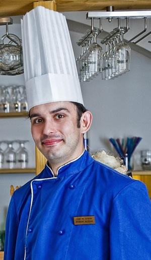 Chef Robert Slezak (Snimio Igor Sitar / Blue Studio/ Acumen)