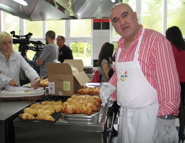 Voditelj Kul-Ina chef Zdravko Perić (Snimila Božica Brkan / Acumen)