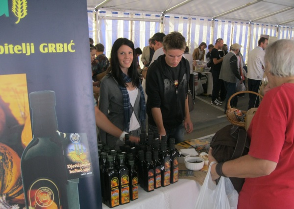 Grbić d.o.o. na Bučijadu u Ivanić Gradu 2012. (Snimila Miljenko Brezak / Acumen)