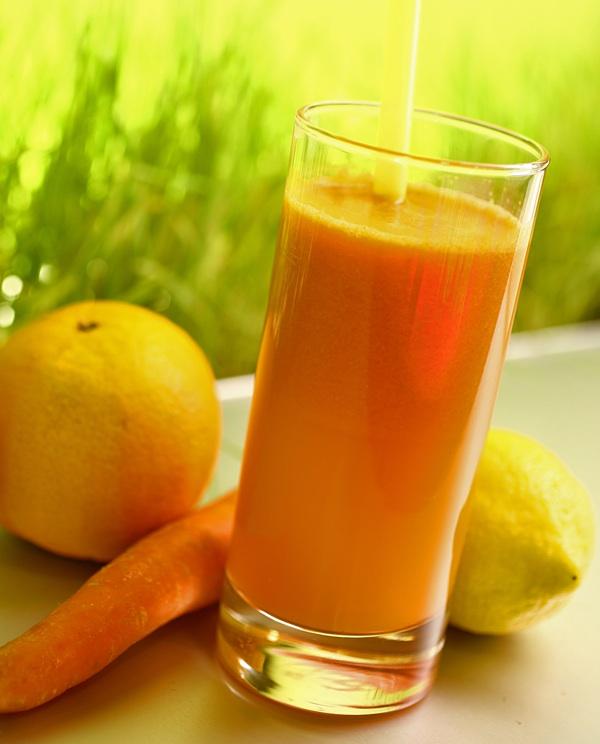 Mnogi dan započinju sokom od citrusa i mrkve (Snimio Igor Sitar / Blue Studio / Acumen)