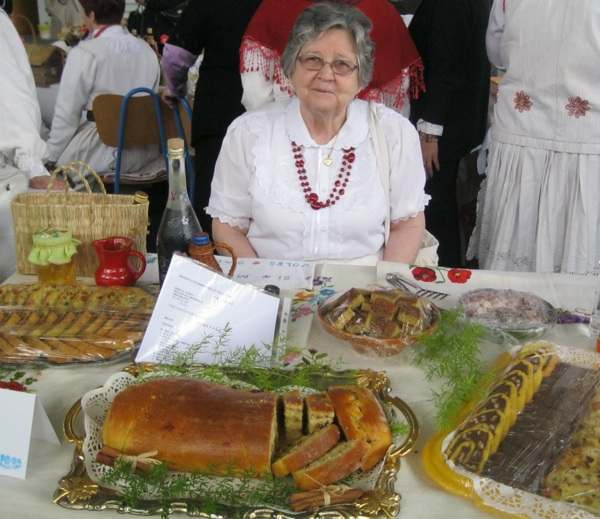 Danica Herceg obiteljske recepte održava živima na svome stolu (Snimio Miljenko Brezak / Acumen)