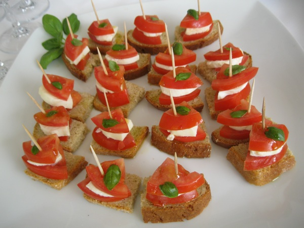 Klasično talijansko jelo kao tanjur prigrizaka (Snimio MIljenko Brezak / Oblizeki)