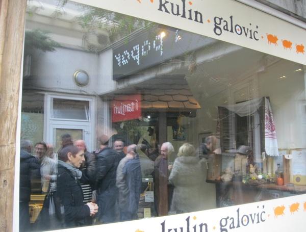 Galovićev dućan u Vlaškoj 78 svojevrsno je veleposlanstvo slavonskih izvornih specijaliteta u metropoli (Snimio Miljenko Brezak / Acumen)