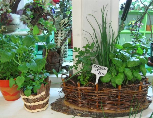Začinski kućni vrt kreiran u Green Friendsu Sakowski (Snimio Miljenko Brezak / Oblizeki)
