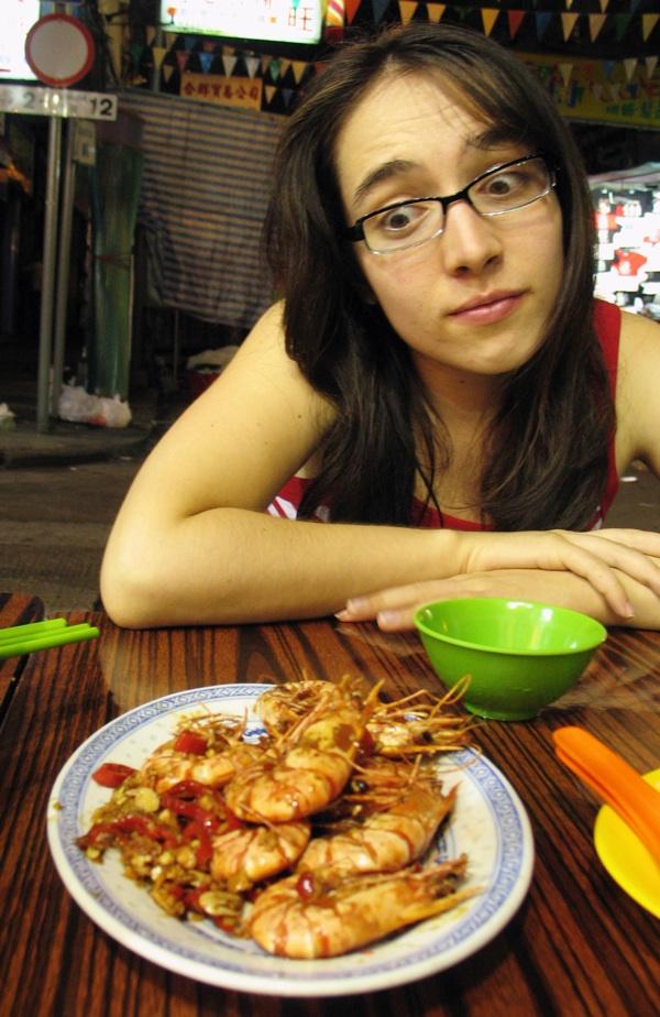 Hong Kong 2008.: Marina se boji rakova (Snimio Ivan Brezak Brkan / Oblizeki)
