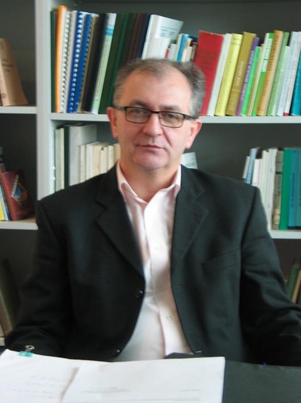 Prof. dr. sc. Đuro Senčić (osobna dokumentacija)