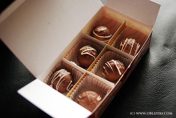 Suvenirski Samoborski kušlec ili čokoladne praline s bermetom (Snimila Marina Filipović Marinshe / Oblizeki)