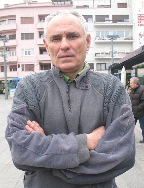 Mićo Brkanović (Fotografija Božica Brkan / Oblizeki)