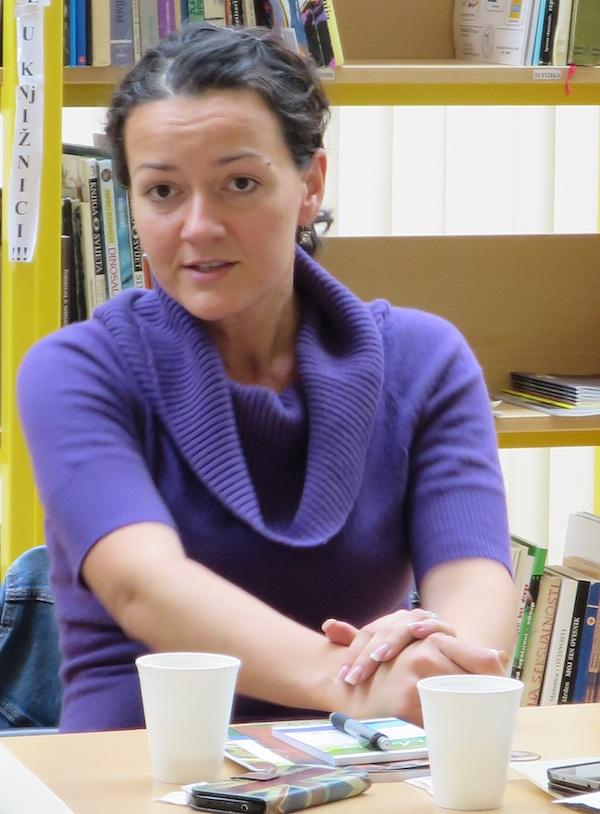 Ivana Trut ispričala je kako je stjecajem prilika postala izuzetno uspješna Mala od lavande (Snimio Miljenko Brezak / Oblizeki)