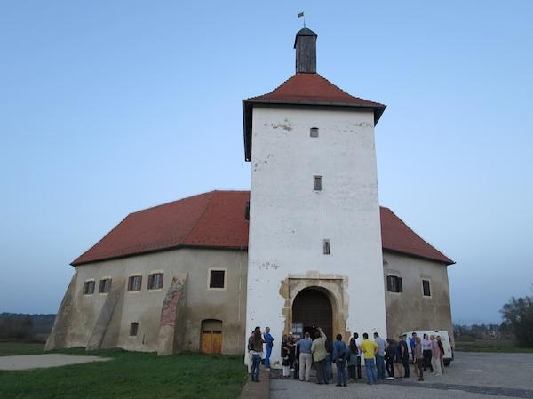 Slavna tvrđava Picoka i Picokijada (Snimila Božica Brkan / Oblizeki)