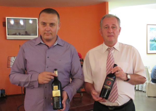 Oni su odabrali vina: Tomislav Prekl iz Belja i  (Snimio Miljenko Brezak / Oblizeki)