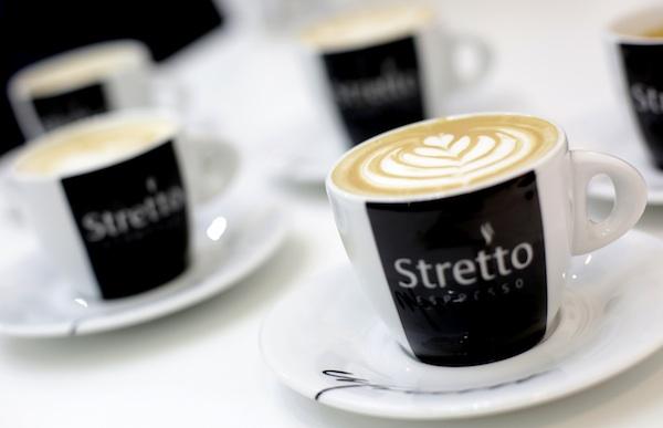 Latte Art na Franckov način (Fotografija Franck)