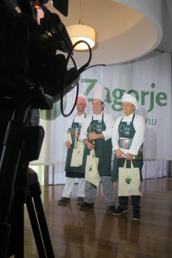 Trojica pobjednika (slijeva nadesno): drugi Marko Ljubić, prvi Marko Futivić i treći Mislav Božić (Snimila Božica Brkan / Oblizeki)