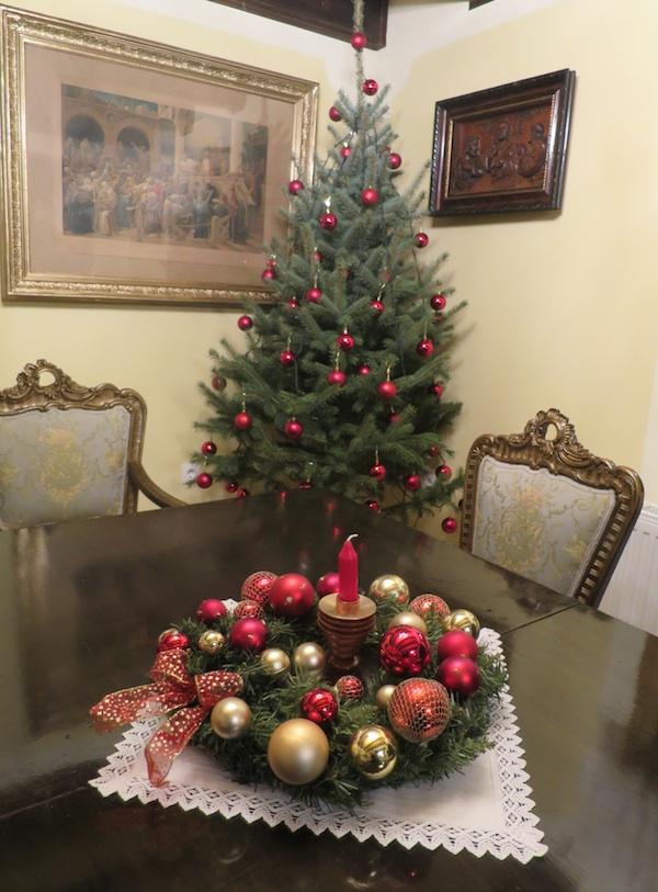 Božićni i novogodišnji ugođaj u Kruški (Fotografija Božica Brkan / Oblizeki)