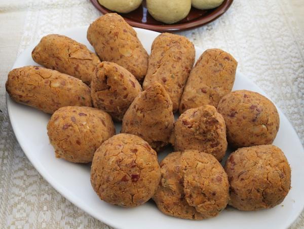Žuljčice, korizmeno jelo iz Bistre (Fotografija Božica Brkan / Oblizeki)
