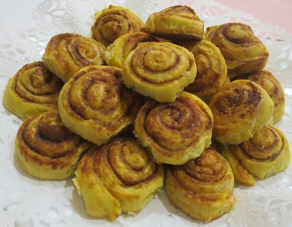 Predstavljanje viđe-manje svih kuharica praćeno je degustacijama jela iz teksta, ovdje iz Velike građanske kuharice Zlatke SUdete u Koprivnici (Fotografija Miljenko Brezak / Oblizeki)