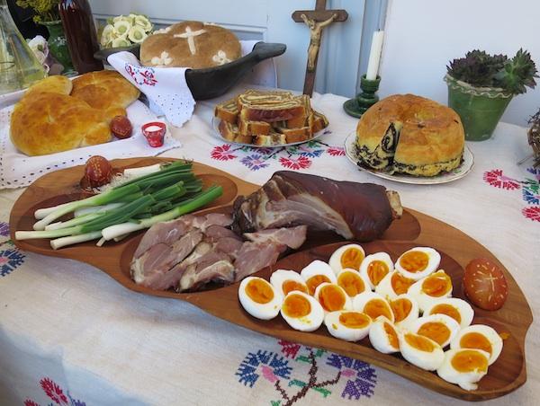 Dio stola o Uskrsu (Fotografija Božica Brkan / Oblizeki)